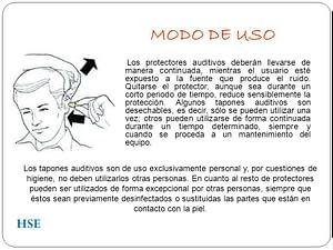 Los protectores auditivos
