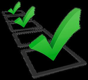 check list para contratar formación de calidad