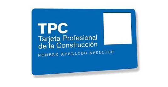 Tarjeta TPC